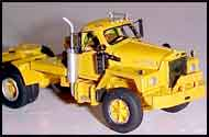 1:87 Scale Truck & Construction Kits