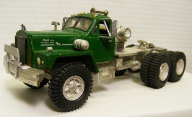 Prototype Model of B873SX Mack Being Released This Spring