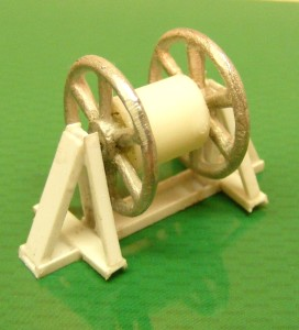 Hose Reel as used on Royal American Shows Water Trucks.
